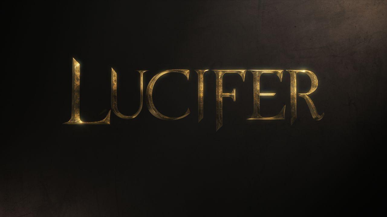 (1. Staffel) - Lucifer - Logo - Bildquelle: 2016 Warner Brothers