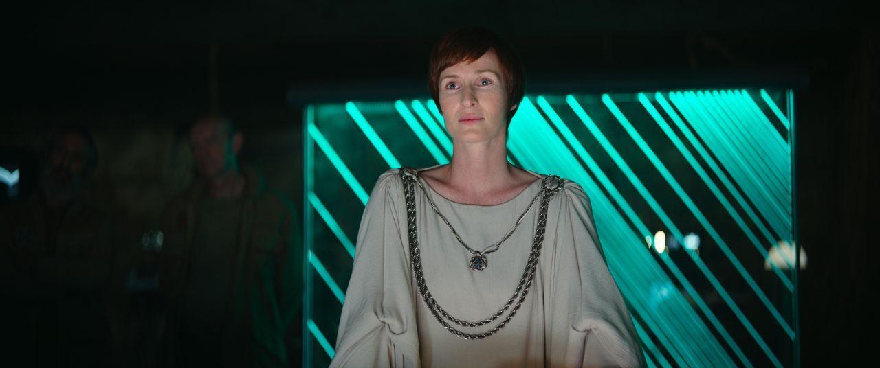 Mon Mothma (Genevieve O'Reilly) - Bildquelle: TM &   Lucasfilm Ltd.