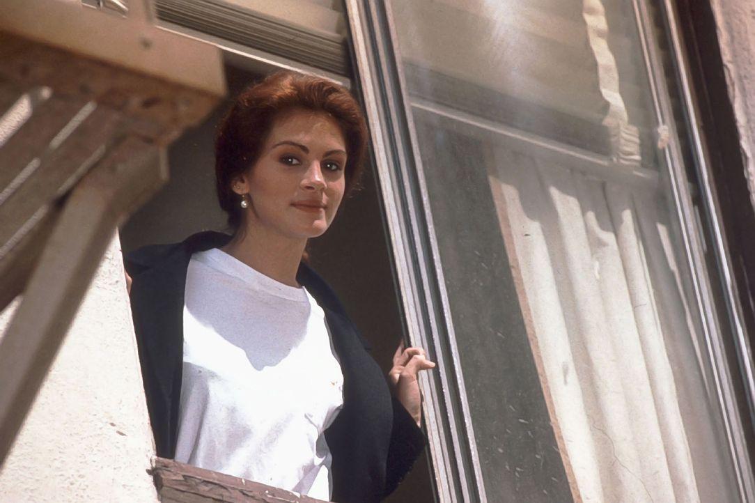Die Prostituierte Vivian (Julia Roberts) erlebt ein ganz besonderes Märchen ... - Bildquelle: Touchstone Pictures. All Rights Reserved.