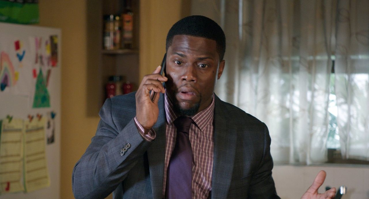 Autowäscher Darnell Lewis (Kevin Hart) hat nur 30 Tage Zeit, einen reichen, weltfremden und unbeholfenen Investmentbanker auf den Knast vorzubereite... - Bildquelle: 2015 Warner Bros. Entertainment Inc. and Ratpac-Dune Entertainment LLC. All rights reserved.