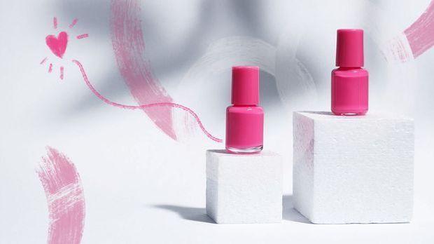 It's all about PINK - Die Trendfarbe für deine Nägel! Was du bei dem Look bea...