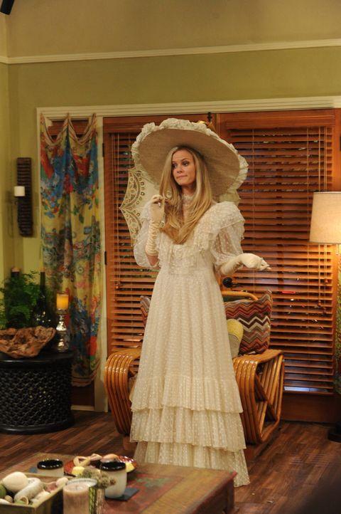 Auf der Suche nach dem perfekten Hochzeitskleid: Jules (Brooklyn Decker) ... - Bildquelle: 2013 CBS Broadcasting, Inc. All Rights Reserved.