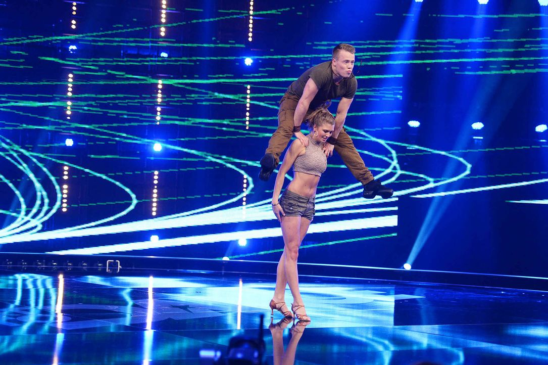 Got-To-Dance-Kim-Alex-09-SAT1-ProSieben-Willi-Weber - Bildquelle: SAT.1/ProSieben/Willi Weber