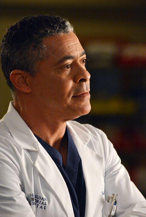Dr. Russells (Dominic Hoffman) Etat soll gekürzt werden ... - Bildquelle: ABC Studios
