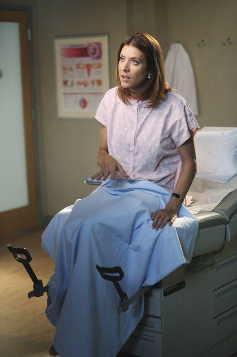 Traut ihren Augen nicht, als sie Fruchtbarkeitsexperten Jake Reilly sieht: Addison (Kate Walsh) ... - Bildquelle: ABC Studios