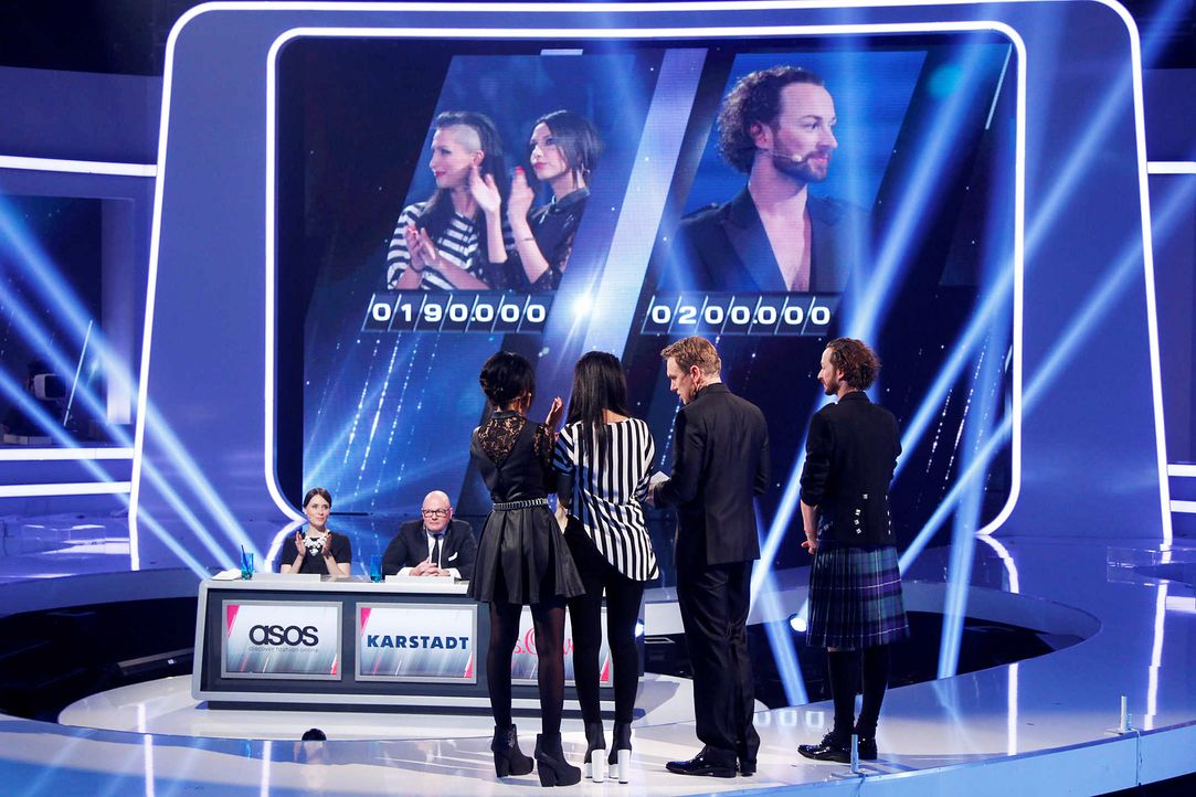 Fashion-Hero-Epi08-Show-55-Richard-Huebner-ProSieben - Bildquelle: Pro7 / Richard Hübner