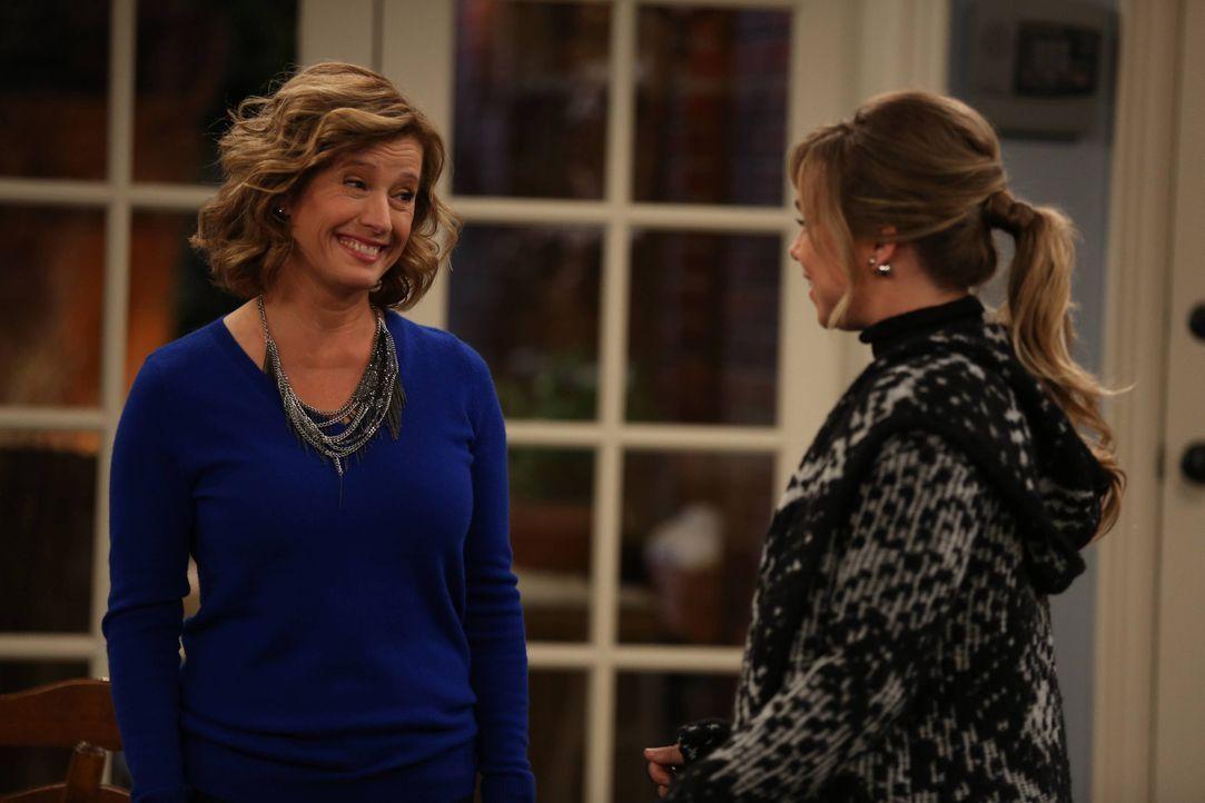 Vanessa Baxter (Nancy Travis, l.); Kristin Baxter (Amanda Fuller, r.) - Bildquelle: 2015-2016 American Broadcasting Companies. All rights reserved.