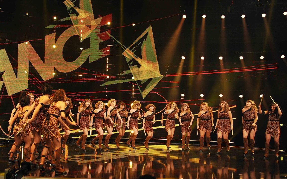 Got-To-Dance-The-Art-Act-Tap-Dancer-06-SAT1-ProSieben-Willi-Weber - Bildquelle: SAT.1/ProSieben/Willi Weber