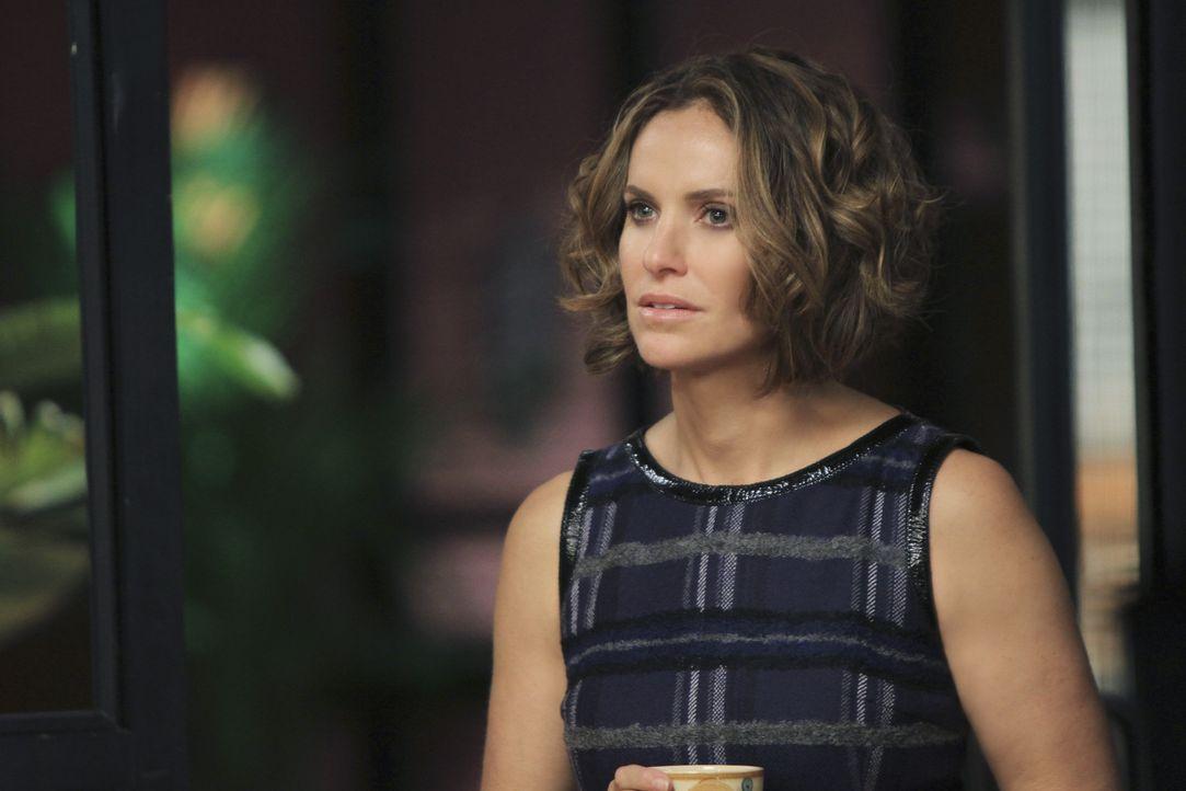 Greifen ein, nachdem eine defensive und launische Amelia nach zwölf Tagen Abwesenheit, in denen sie Drogen mit ihrem neuen Freund Ryan konsumiert h... - Bildquelle: ABC Studios