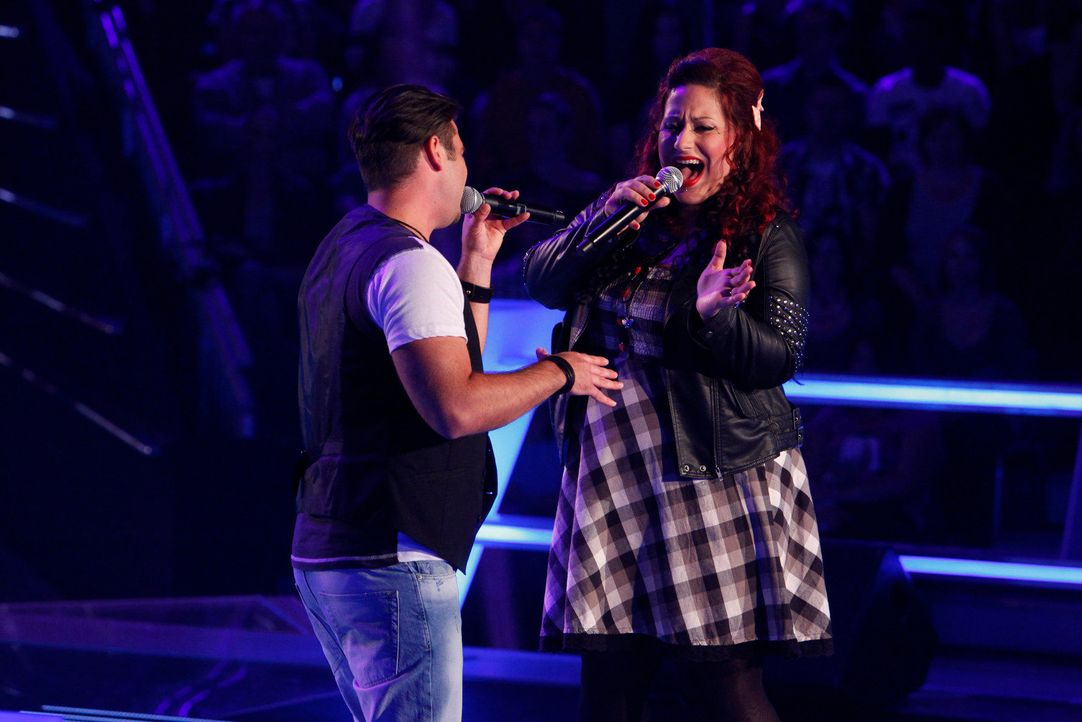 battle-sebastian-vs-karo-08-the-voice-of-germany-huebnerjpg 1775 x 1184 - Bildquelle: SAT.1/ProSieben/Richard Hübner