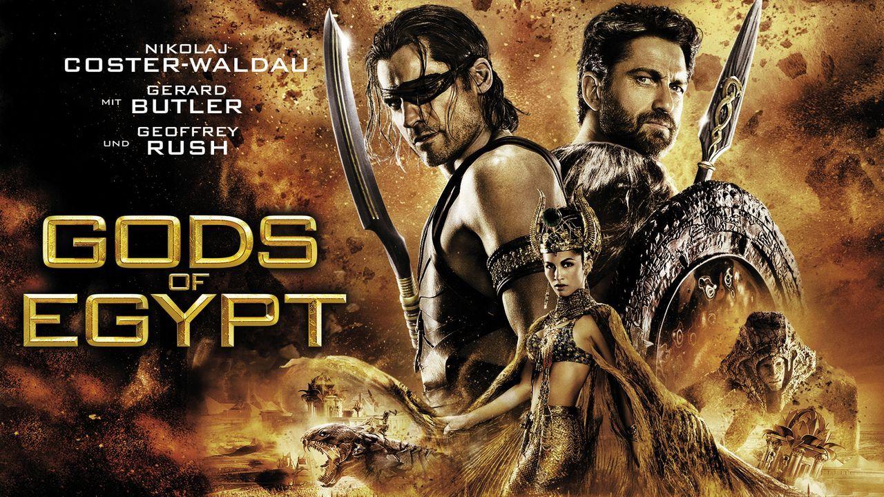 Gods of Egypt - Artwork - Bildquelle: 2016 Concorde Filmverleih GmbH