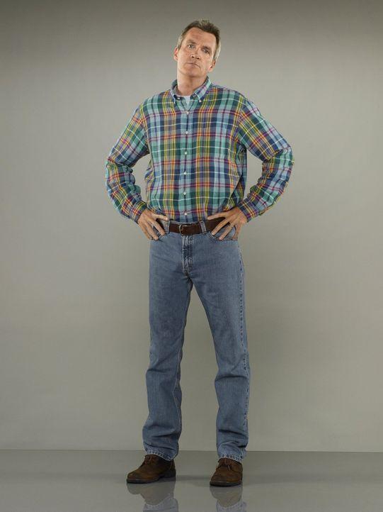 (4. Staffel) - Der Familienvater Mike (Neil Flynn) hat zwar so seine Macken und Eigenheiten, doch für seine Familie gibt er alles ... - Bildquelle: Warner Brothers