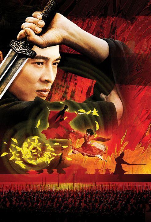 Hero mit Jet Li - Bildquelle: Constantin Film