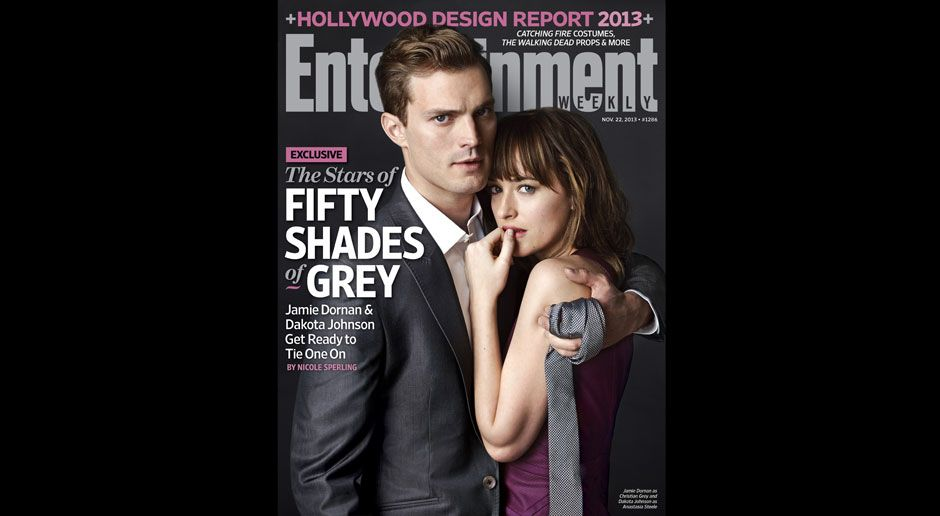 Shades of Grey - Magazin Cover (erstes Bild) - Bildquelle: Entertainment Weekly