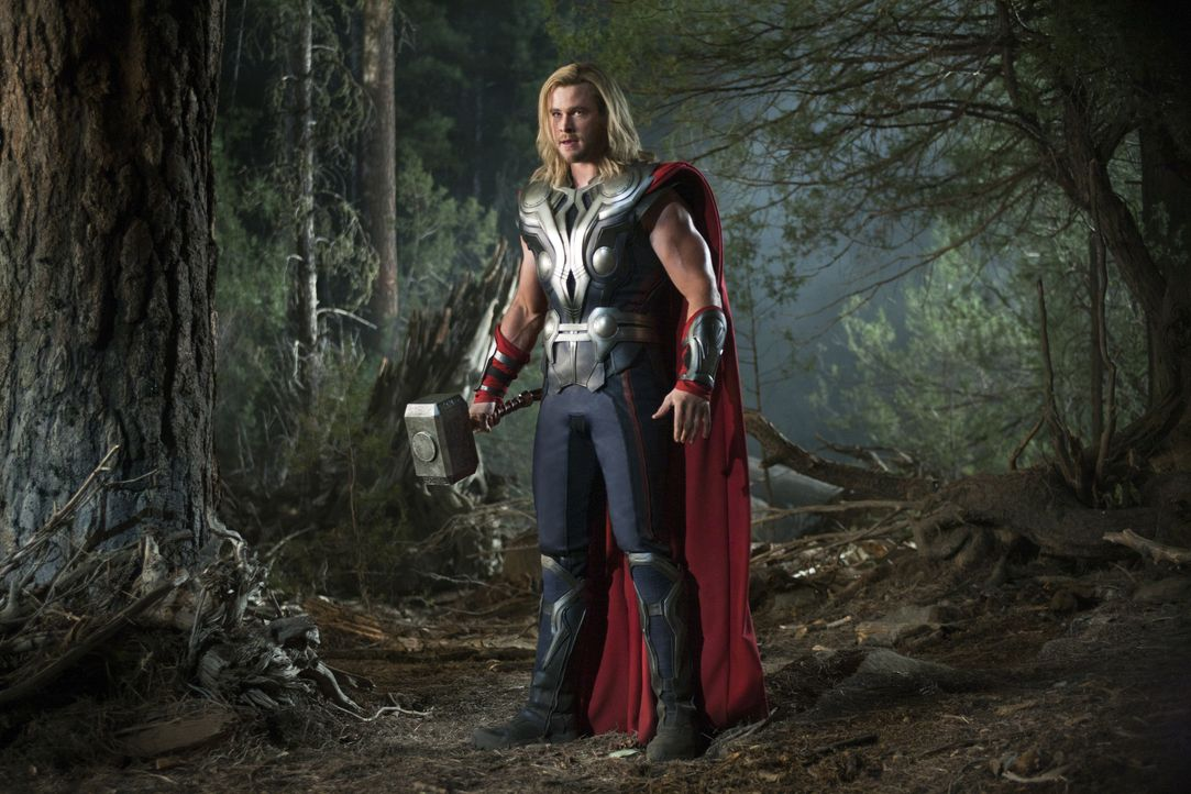 Thor (Chris Hemsworth) - Bildquelle: 2012 MARVEL