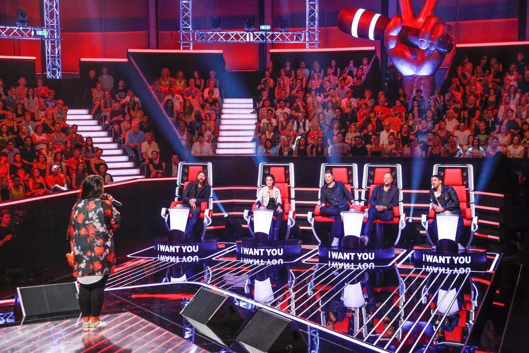 TVOG-Stf05-Cheryl-02-SAT1-ProSieben-Richard-Huebner - Bildquelle: SAT.1/ProSieben/Richard Huebner