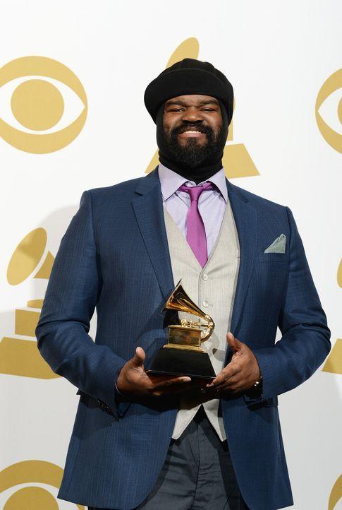 Grammy-Awards-Gregory-Porter-14-01-26-AFP - Bildquelle: AFP