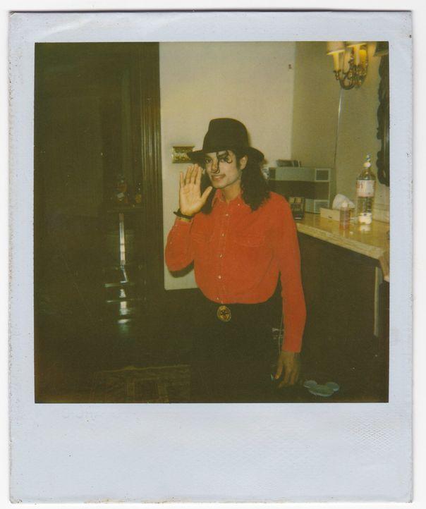 Michael Jackson - Bildquelle: Wade Robson archive/Amos Pictures