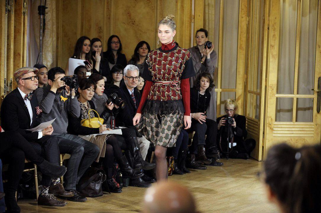 luisagermanys-next-topmodel-stf07-epi10-fashion-show-luisa-034-oliver-s-prosiebenjpg 1950 x 1298 - Bildquelle: ProSieben/Oliver S.