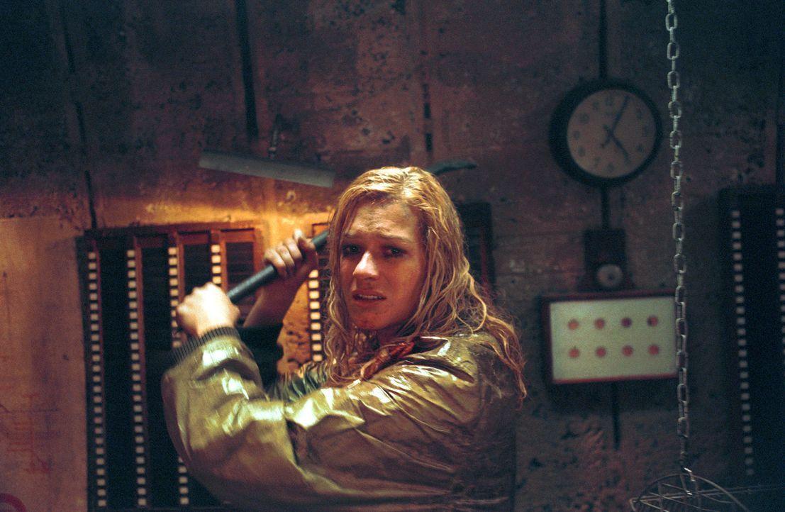 Auf einem Horrortrip, der kein Ende zu nehmen scheint: Kate (Franka Potente) ... - Bildquelle: TMG