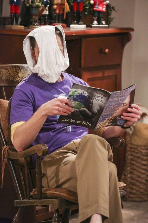 Der Besuch von Sheldon (Jim Parsons) bei seiner etwas eigensinnigen Mutter eskaliert und endet in einem Unterhosen-Desaster ... - Bildquelle: 2016 Warner Brothers