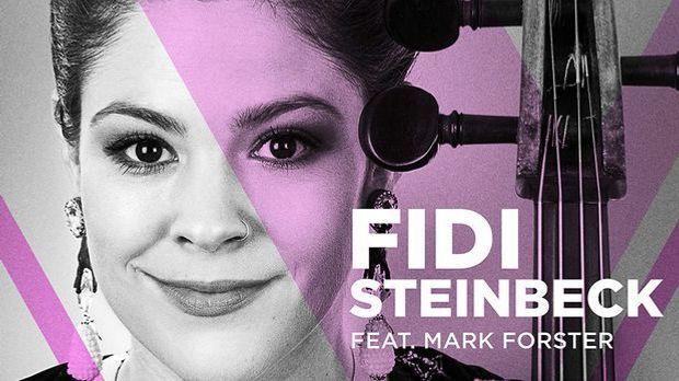 Fidi auf dem Cover ihrer Single mit Mark Forster