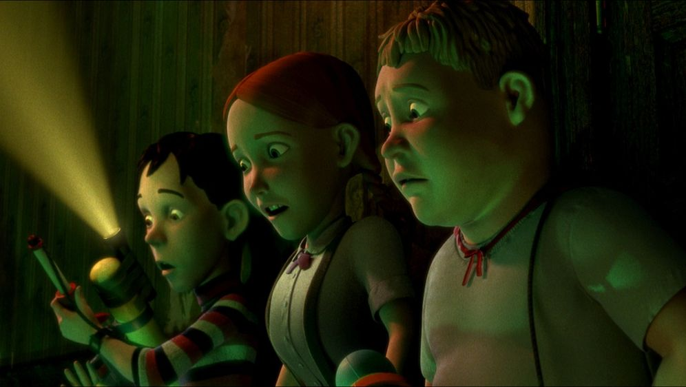 Monster House - Bildquelle: Sony Pictures Television International. All Rights Reserved.