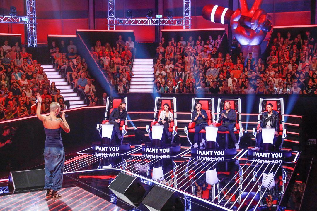 TVOG-Stf05-Denise-04-SAT1-ProSieben-Richard-Huebner - Bildquelle: SAT.1/ProSieben/Richard Huebner