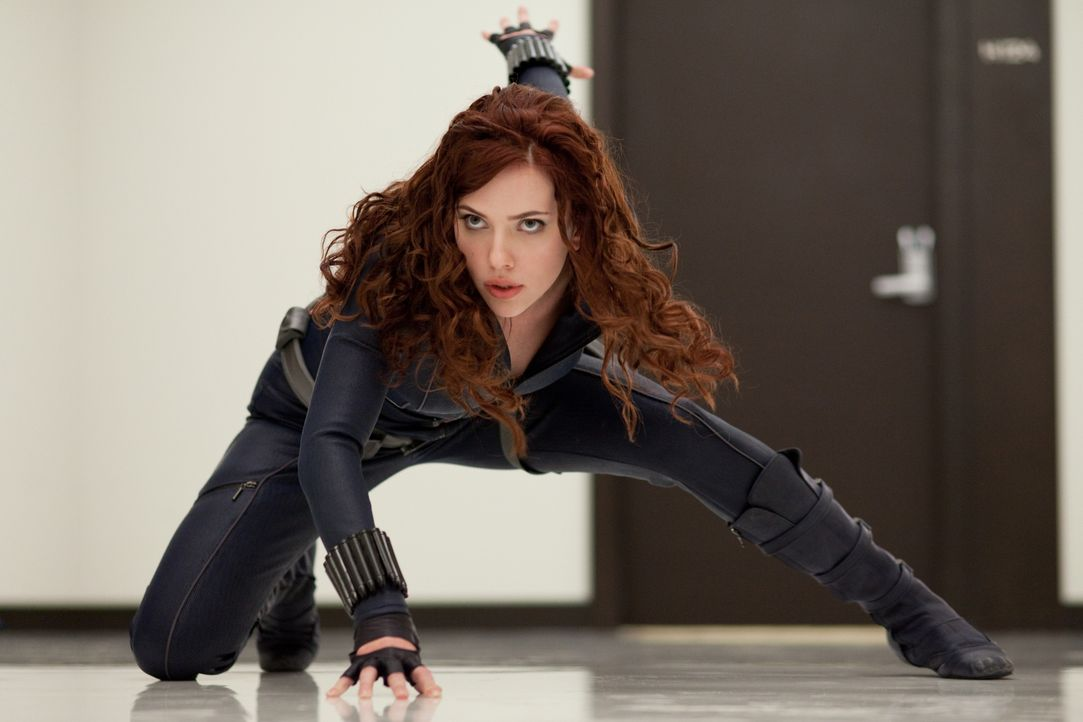 Natalie Rushman alias Natasha Romanoff (Scarlett Johansson) - Bildquelle: 2010 Concorde Filmverleih GmbH