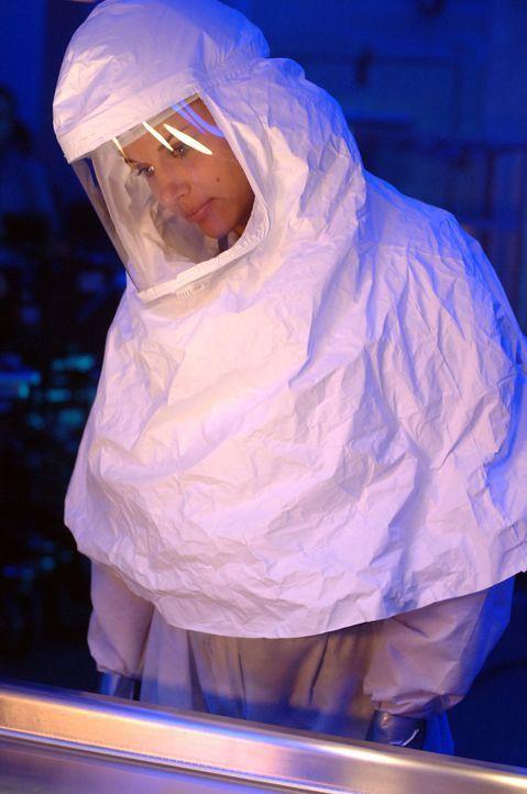 Kann die Epidemiologen Kayla Martins (Tiffani Thiessen) die Seuche noch stoppen? - Bildquelle: 2006 RHI Entertainment Distribution, LLC