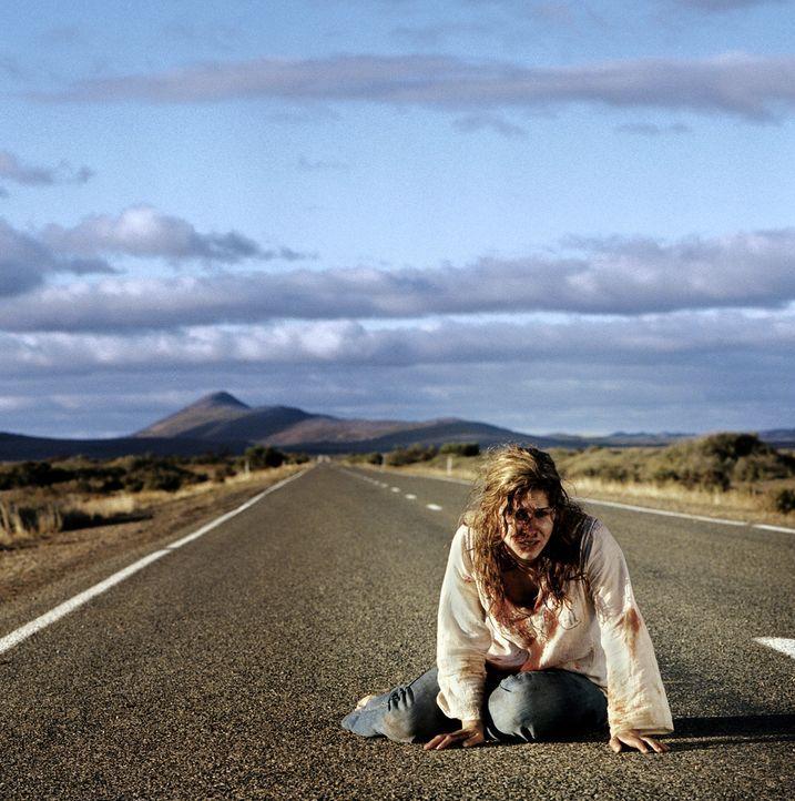 Am Ende der Kraft: Kristy (Kestie Morassi) ... - Bildquelle: Kinowelt