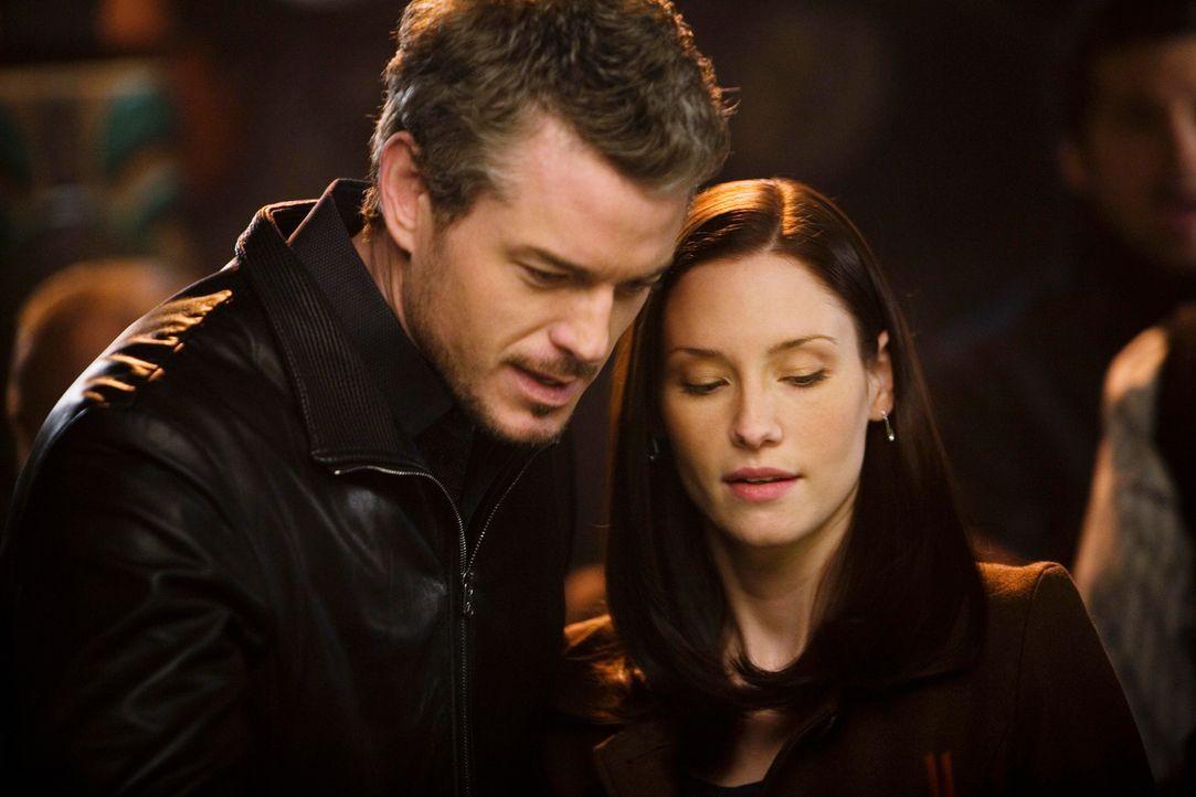 Grey's Anatomy – Mark und Lexie – 03: Mark (Eric Dane), Lexie (Chyler Leigh) - Bildquelle: ABC Studios