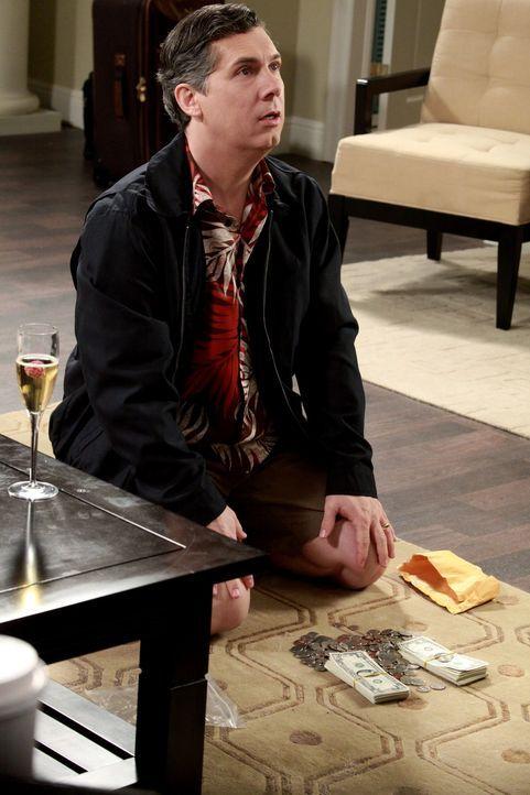 Was ist nur mit Fred (Chris Parnell) los? - Bildquelle: Warner Bros. Television