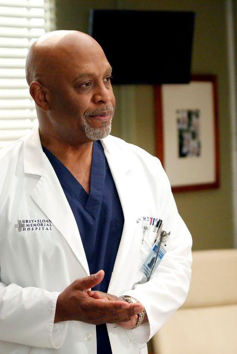 Richard (James Pickens jr.) bekommt von Bailey ein ganz besonderes Geburtstagsgeschenk ... - Bildquelle: ABC Studios