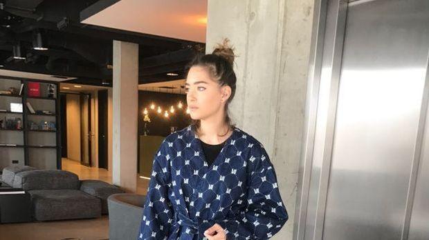 Jeans Kimono 2