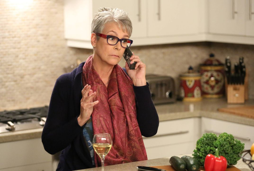 Ein Anruf von Jess' Mutter (Jamie Lee Curtis) stellt die gesamte Loft-Clique vor neue Herausforderungen ... - Bildquelle: 2014 Twentieth Century Fox Film Corporation. All rights reserved.