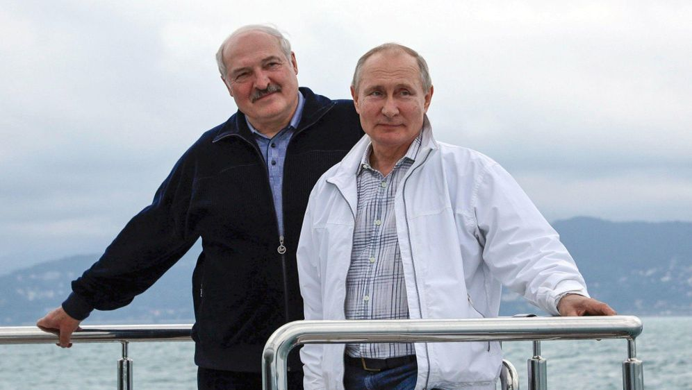 - Bildquelle: Sergei Ilyin/Pool Sputnik Kremlin/AP/dpa