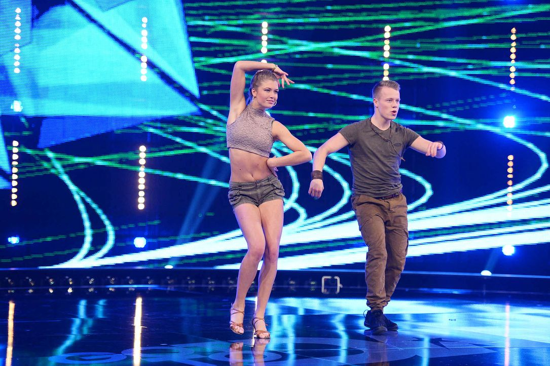Got-To-Dance-Kim-Alex-08-SAT1-ProSieben-Willi-Weber - Bildquelle: SAT.1/ProSieben/Willi Weber