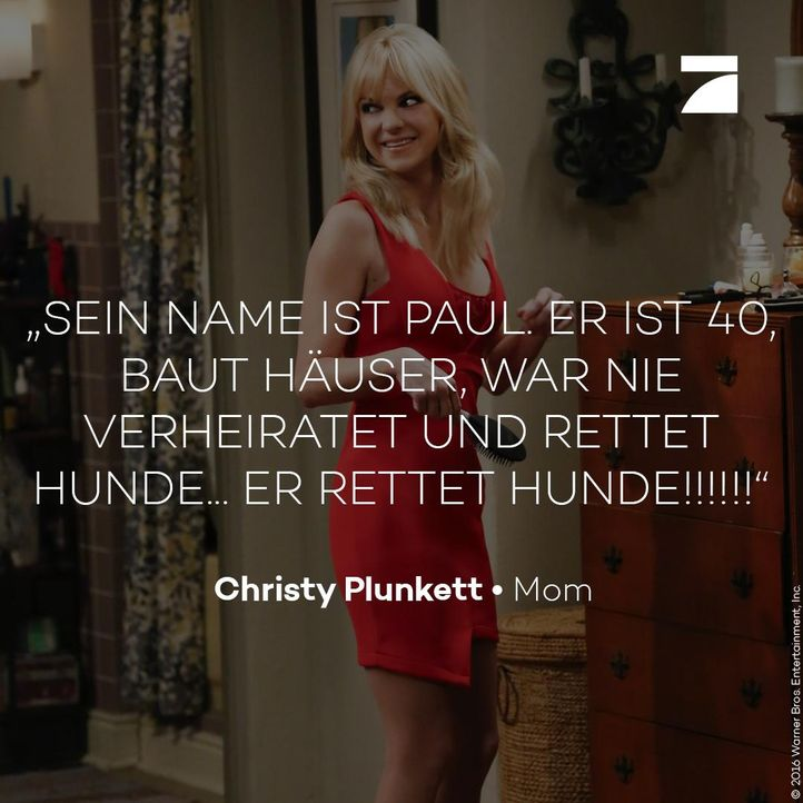 Christy - Staffel 4 Episode 5 - Bildquelle: 2016 Warner Bros. Entertainment, Inc.