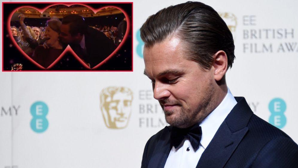 - Bildquelle: dpa, YouTube/BAFTA Film Awards
