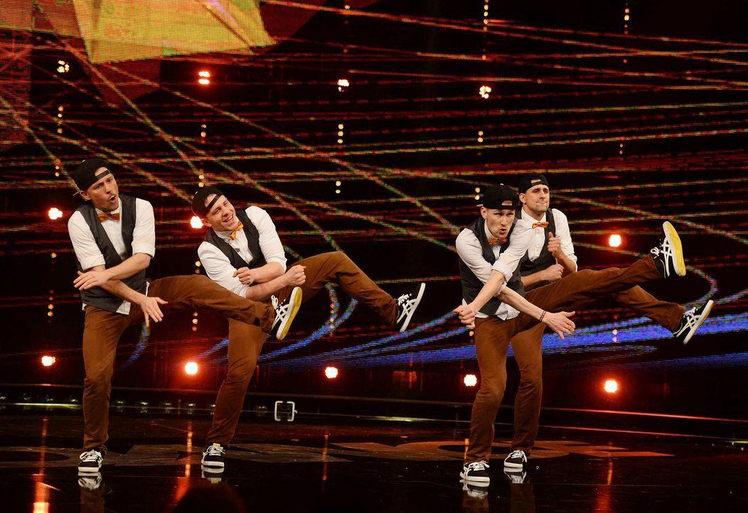 Got-To-Dance-Fothamockaz-09-SAT1-ProSieben-Willi-Weber - Bildquelle: SAT.1/ProSieben/Willi Weber