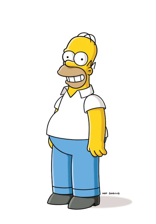 (25. Staffel) - In einer rauen Schale steckt oft ein fauler Kern: Homer Simpson .... - Bildquelle: 2014 Twentieth Century Fox Film Corporation. All rights reserved.