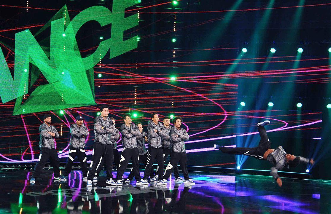 Got-To-Dance-B-Town-Allstars-01-SAT1-ProSieben-Willi-Weber - Bildquelle: SAT.1/ProSieben/Willi Weber