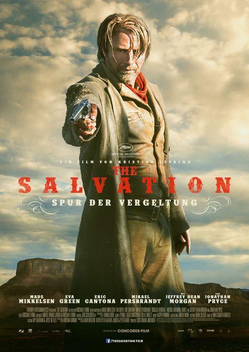 Plakat-The-Salvation-c-2014-Concorde-Filmverleih- GmbH - Bildquelle: 2014 Concorde Filmverleih GmbH