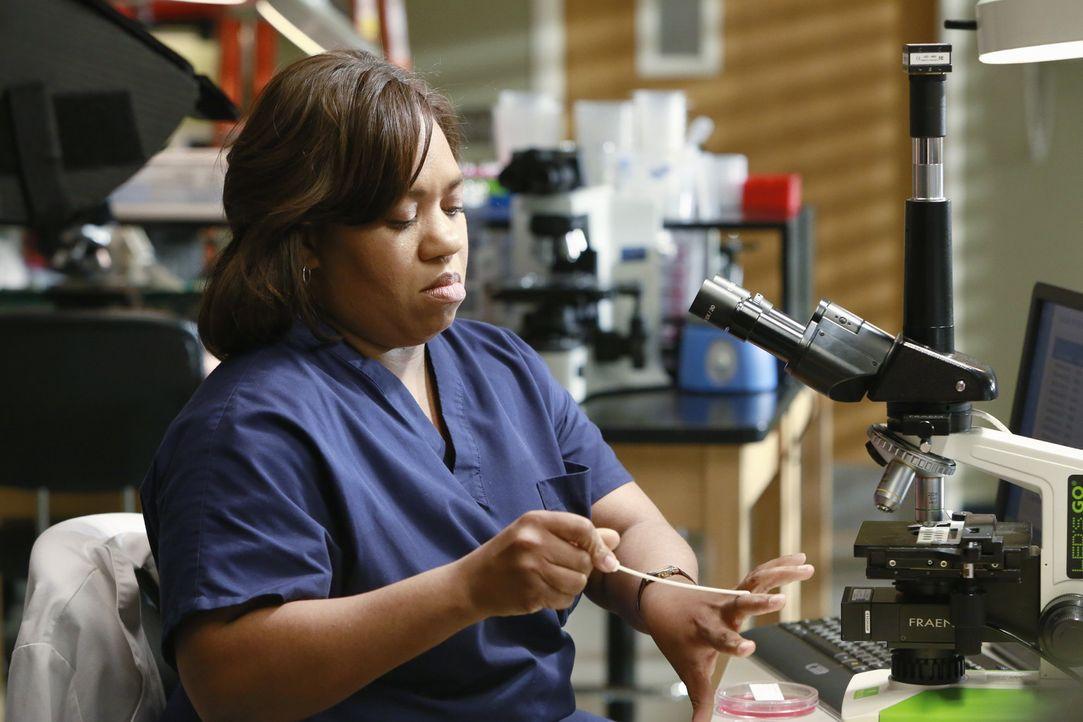 Bailey (Chandra Wilson) ist nach wie vor sehr gekränkt darüber, wie sie von ihren Kollegen behandelt wurde. Ihr wurde die Übertragung eines tödl... - Bildquelle: ABC Studios