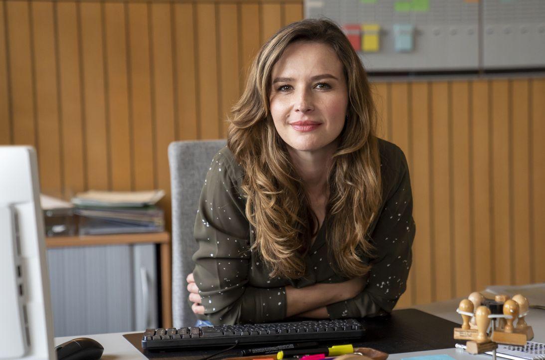 (2. Staffel) - Eva Jordan (Katrin Bauerfeind) - Bildquelle: Oliver Feist JOYN/ProSieben / Oliver Feist