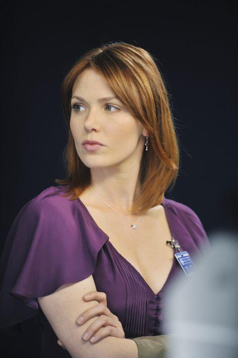 Marks neue Freundin: Dr. Julia Canner (Holley Fain) ... - Bildquelle: ABC Studios