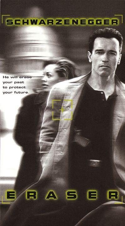 Eraser - Plakatmotiv - Bildquelle: Warner Brothers International Television Distribution Inc.