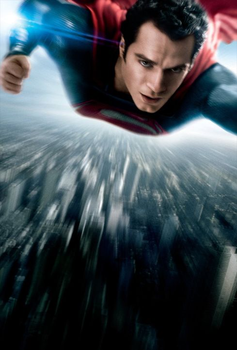MAN OF STEEL - Artwork - Bildquelle: 2013 Warner Brothers