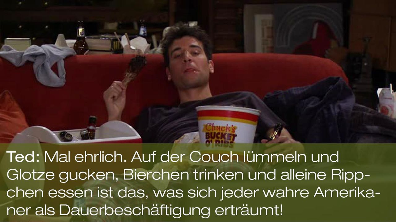 zitat-spruch-quote-how-i-met-your-mother-staffel-7-episode-21-ted-couch-foxpng 1600 x 900 - Bildquelle: 20th Century Fox